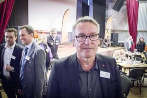 Raimo Pärssinen (S), ordförande i Arbetsmarknadsutskottet och riksdagsledamot.