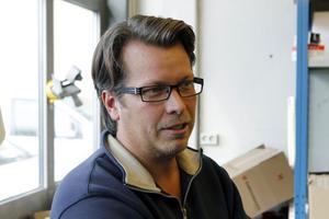 Christian Nordenståhl blir på måndag arbetsledare för Edeforsens elektriska AB.