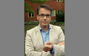 Göran Hägglund, kd, socialminister.-- Honom tar jag med till Carl Larssongården och visar den fantastiska konsten och inredningen.
