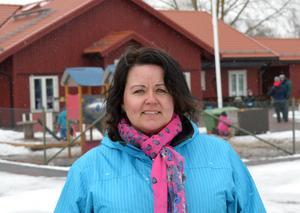 Lotta Sand, Björbo, är en av föräldrarna i den grupp som lämnat ett medborgarförslag