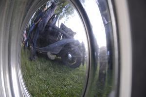 Nästan 200 besökare tog sig till Skräddartorp på motorkväll i onsdags.