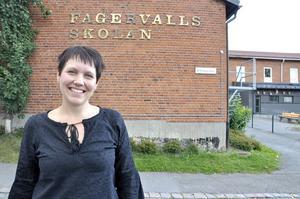 Monica Niemi, förskollärare på Fagervalsskolan, har nominerats till lärarstipendiet Guldäpplet.