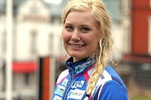 Marika Sundin, Sollefteå Skidor gick till sprintfinal i Skandinaviska Cupen i Skellefteå.