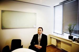 Arne Berggren, vd Valot Invest, är tills vidare högste chef i Skrindan.