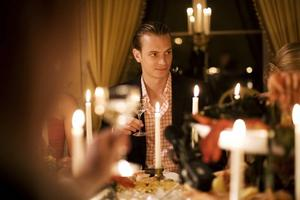 """Framgång. Joel Kinnaman i """"Snabba cash"""" – två framgångsrika svenska filmexporter.Foto: Frank Aschberg"""