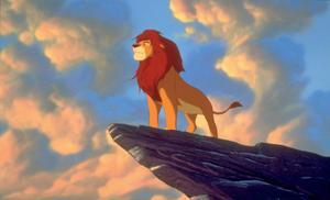 Mufasa, Simbas pappa.