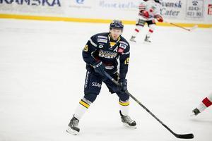 Philip Wadén lämnar Borlänge HF efter tre säsonger.