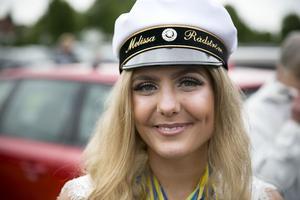 Melissa Rådström siktar på att blir mordutredare och hoppas komma in på polishögskolan.
