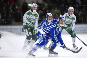 Martin Johansson stängs av i två matcher efter tumultet i Lidköping.