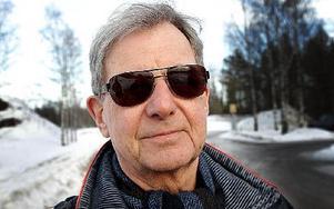 Roger Karlsson, 71 år, Falun: – Jag har tagit influensasprutan och klarat mig, föstås!