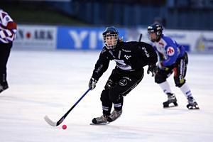 Arkiv. Bilden är tagen när SAIK:s damlag tog SM-guld 2013.