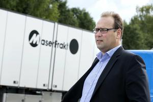Patrik Andersson hoppas på ett ännu bättre samarbetre med Borlänge kommun.