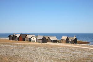 Gotlands kust är full av små fiskebyar.