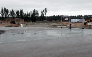 Trafikverket vill inte ha en extra utfart i den befintliga fyrvägskorsningen. Foto: Sven Thomsen/DT