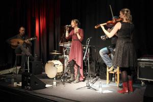 Ulrika Bodén Band.