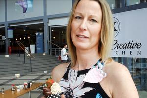 Ann-Sofie Gustafsson, enhetschef på CFL.