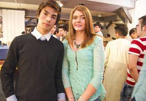 Nain Mizad och Sanna Eriksson firar persiskt nyår, noruz.