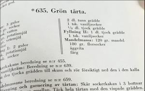 Det klassiska receptet från 1929.