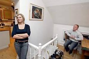 Efter en tid i hyreslägenhet ville Jenny Swed och Daniel Svedberg ha något