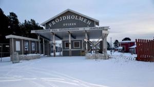 Fröjdholmen är en plats som många förknippar Oviken med ...