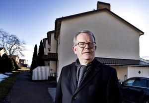 Anders Täljebäck är positiv till att Västerås fortfarande kan bli aktuell etableringsort för Northvolts batterifabrik.