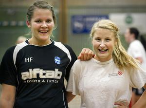 Hedda Forsberg och Anna Nygårds stod tillsammans för 49 mål.
