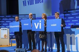 Allianspartiernas främsta företrädare vill utan tvekan fortsätta vara tillsammans.