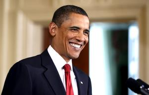 ... och president Barack Obama.