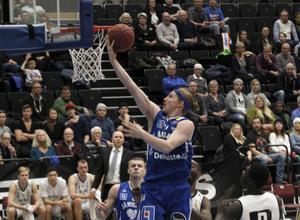 Mike Breusewitz var poängbäst i Jämtland för kvällen.