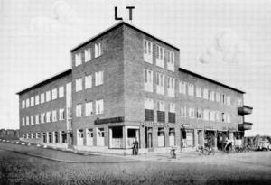 Gamla LT-huset.