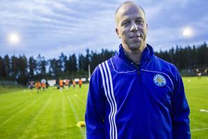 Klas Forsgren lämnar Ljusne i division 4 för att nästa säsong träna SFF i division 2.