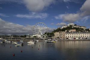 Torquay var Agatha Christies födelsestad. En festival till hennes ära hålls varje år i september.   Foto: Sue Stokes/Shutterstock.com