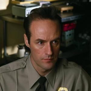 "Harry Goaz som Andy i ""Twin Peaks""."