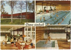 Ösmos stolthet – originalet från 1970-talet – blev till och med vykort. Bild: Bildarkivet/Nynäshamns kommun