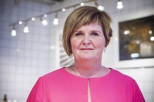 Britt-Marie Stegs ligger bakom köttkonceptet Hälsingestintan.