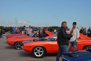 Topp åtta av deltagarna i Krantz Challenge intervjuas innan den vackraste bilen ska utses.
