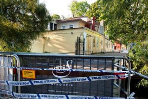 För andra gången på kort tid har Strömpis i Örebro utsatts för sabotage.