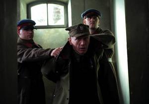 Massakern i Katyn, som skildras i Andzej Wajdas film med samma namn, utfördes av Sovjet som länge skyllde dådet på nazisterna.Foto: Atlantic filmfot Piotr Bujnowicz plyta od pro