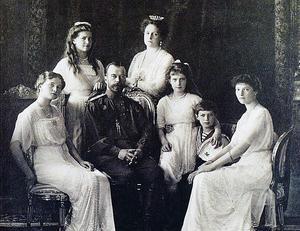 ARKIV:  Det var i juli 1918 som den ryske tsaren Nikolaj II och hans familj avrättades utanför Jekaterinburg. Revolutionärerna planerade från början att ställa tsaren inför rätta.