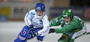 Mikael Olsson(till höger) är VSK:s senaste nyförvärv.