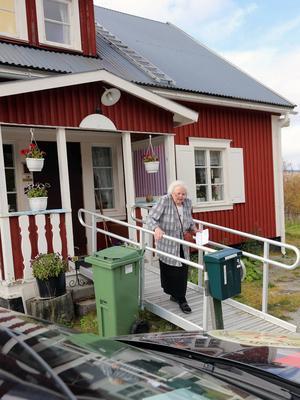 Med röstsedeln i handen bar det väg från Fjällnäs till Funäsdalen för val