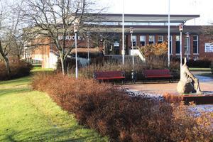 Edsbyns bibliotek från 1980 kan få hysa museet. En arbetsgrupp med kommunens tjänstemän och hembygdsföreningens representanter ska titta närmare på förslaget och komma med en kostnadskalkyl.