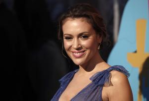 Skådespelerskan Alyssa Milano var den som drog igång kampanjen