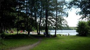 Sjön Largen vid Riala. Foto: Leif Gustavsson