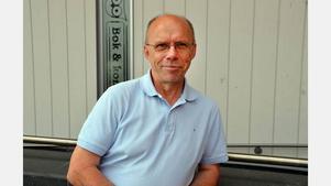 Mats Rönnlund, 66 år, pensionär, Sala: – Fisk, det är nyttigt och bra när man har diabetes.