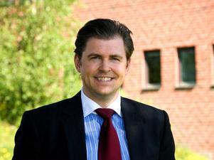 Lars Ling är projektledare för Cleantech Region som har syftet att lyfta vår region som ett centrum för svensk miljöteknik.