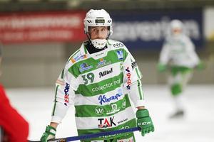 Landströms 4–1 blev även slutresultatet.