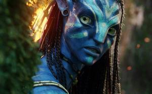 """Navier. Neytiri är en av de navier som filmen """"Avatar"""" handlar om."""