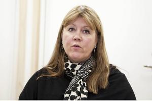 Marie Halilovic, chef utredningsgruppen ensamkommande barn.