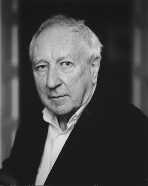 Tomas Tranströmer. Foto:UllaMontan